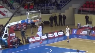 Nobody Knows What They're Doing In The Georgian League All-Star Game