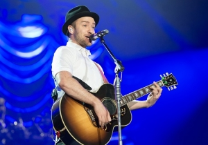Justin Timberlake Is Back Writing And Performing New Music For A Feature Film