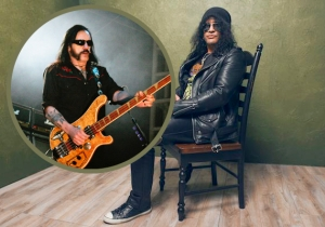 Slash Serves Up An Appropriately Ass Kicking Rendition Of 'Ace Of Spades' In Tribute To Lemmy