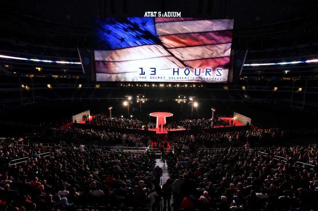 """""""13 Hours: The Secret Soldiers of Benghazi"""" - Dallas Premiere"""