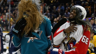 Wigs, Wookiees And Wows: The Best Moments From An Incredibly Fun NHL All-Star Skills Competition