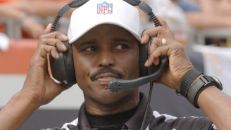 CBS Thinks Mike Carey Is 'Almost Always Right' And Asks You To Please Stop Being Mean To Him