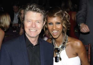 How Christie Brinkley Helped David Bowie And Iman Have A Child