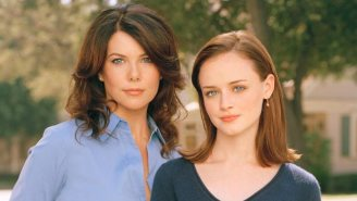 A 153-hour 'Gilmore Girls' Marathon Is Coming This Thanksgiving To Help You Avoid Your Family