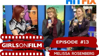 Girls On Film Podcast No. 13. – Jessica Jones' Melissa Rosenberg dishes on Netflix Series