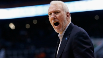 Gregg Popovich Trolled The Cavs So Hard After Losing To The Warriors