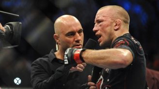 He's Denying It, But It Looks Like Georges St-Pierre Is Returning To The UFC