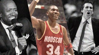 Remembering Hakeem Olajuwon's Unstoppable '95 Playoffs, From The Players Who Were There