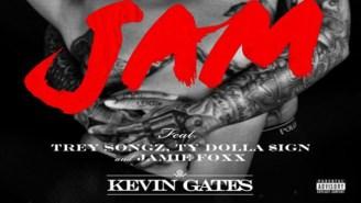 Kevin Gates ft. Jamie Foxx, Trey Songz & Ty Dolla $ign – Jam