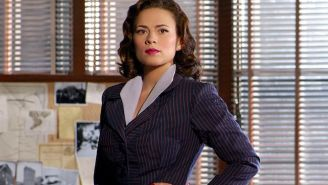 What's On Tonight: The 'Agent Carter' Premiere And A 'Legends Of Tomorrow' Preview