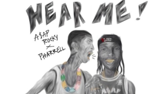 A$AP Rocky ft. Pharrell – Hear Me