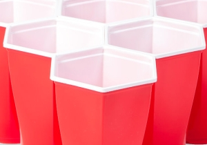 Say Hello To The Beer Pong Cups That Are About To Change The Game As You Know It