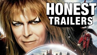 Honest Trailers pay homage to David Bowie with their take on 'Labyrinth'
