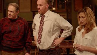 Review: Louis C.K. goes back to TV's first golden age with 'Horace and Pete'