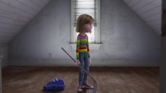 'Inside Out: Outside Edition' Takes Out The Feelings While Leaving In All The Feels