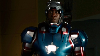 Don Cheadle Says War Machine Will Have A 'Pivotal' Role in The New 'Captain America' Movie