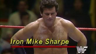 Legendary WWF Jobber Icon 'Iron' Mike Sharpe Has Passed Away