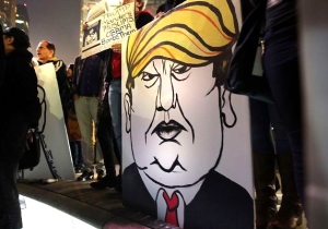 Should This Donald Trump Graffiti Be Considered Art? A Brief Investigation