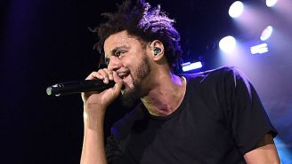 J. Cole's Tour Hiatus Might Not Be What Fans Want, But It's What He Needs
