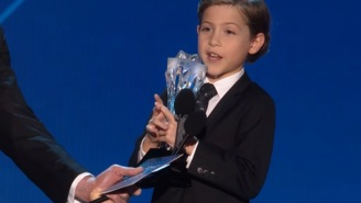 9-year-old Jacob Tremblay's Critics' Choice speech is peak adorable