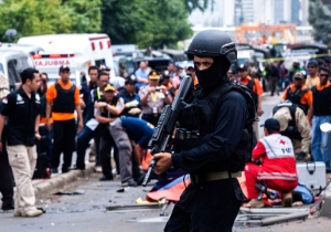 ISIS Claims Responsibility For The Coordinated Terrorism Attacks In Jakarta