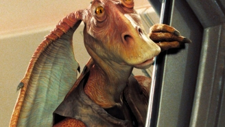 This is what it's like to be the man behind Jar Jar Binks