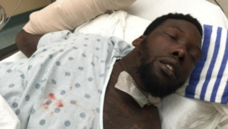 Jason Pierre-Paul Made An X-Ray Of His Mangled Hand His New Twitter Avatar