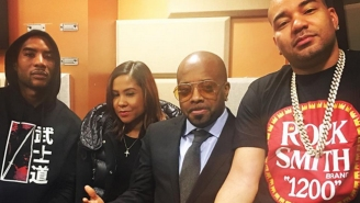 Jermaine Dupri Speaks On 'The Rap Game' With The Breakfast Club