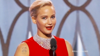 Jennifer Lawrence Wants To Be Buried Next To David O. Russell