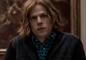 Zack Snyder Teases Lex Luthor And Doomsday's Purposes In 'Batman V. Superman'
