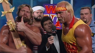 Hacksaw Jim Duggan Thinks WWE Should Forgive Hulk Hogan, Because Reasons