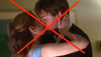 John Krasinski Says He And Jenna Fischer Weren't 'Genuinely In Love' On 'The Office'
