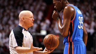 Joey Crawford And Lauren Holtkamp Highlight This Poll Of The League's Best And Worst Officials