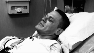 John Cena's Shoulder Surgery Was Successful, So Now He Can Hurry Up And Start Recovering