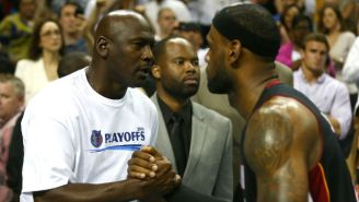 Jeff Van Gundy Thinks The LeBron-Jordan Debate Is Close, With Or Without Another Cavs Title