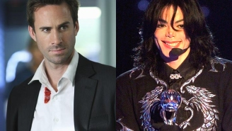 Outrage Watch: Joseph Fiennes is playing Michael Jackson in a movie, naturally