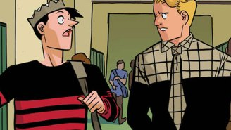 Exclusive: Get an early look inside the pages of JUGHEAD #4
