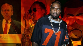 A Brief History Of Kanye West's Greatest Celebrity Feuds