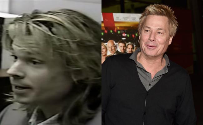 Kato Kaelin then and now