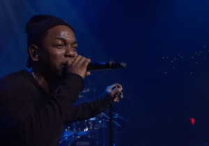 Watch Previews Of Kendrick Lamar's 'Austin City Limits' Performance
