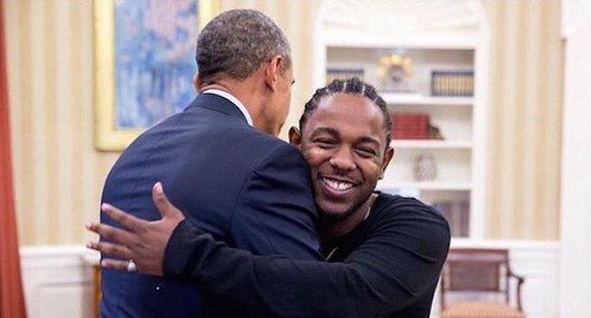 Kendrick Lamar-President Obama