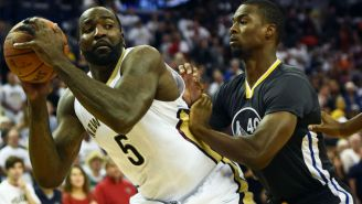 Grumpy Kendrick Perkins Is Upset He Signed With A Losing Pelicans Team