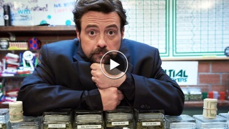 We're Finally Getting Kevin Smith To Speak Up In His New Pilot 'Hollyweed'
