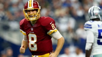 Kirk Cousins Told His Redskins Teammates 'I'd Like Us To Be The Spurs Of The NFL'