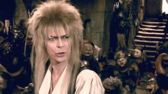 A New 'Labyrinth' Film Is On The Way — Are You Ready For A New Goblin King?