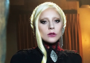 Lady Gaga Reveals That Her 'American Horror Story' Character Was Based On Robert Durst
