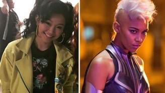 Is this cast photo of the 'X-Men' extended universe the laziest remix ever?