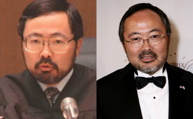 Lance Ito then and now