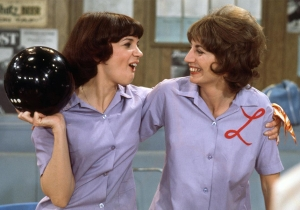 Happy 40th Birthday, 'Laverne & Shirley'!