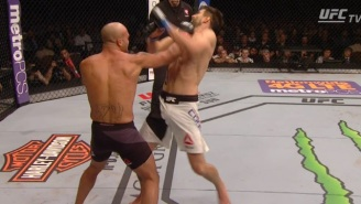 Robbie Lawler Versus Carlos Condit Lived Up To The Hype At UFC 195